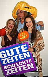 Gruseliges Fest: So feiern die GZSZ-Stars Halloween (Bild: RTL/Frank Pick)