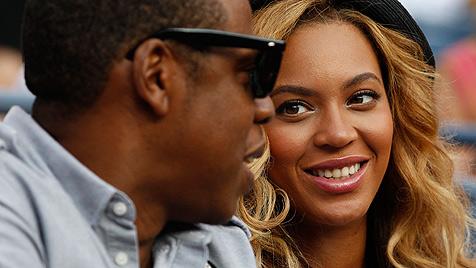"""Beyonce und Jay-Z lassen sich """"Blue Ivy"""" patentieren (Bild: AP)"""