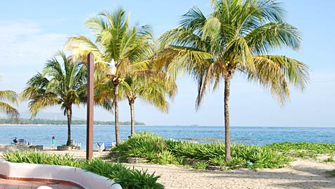 Dominikanische Republik sorgt für Karibik-Feeling pur (Bild: Claudia Fulterer)