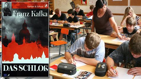 EU-gef�rdertes Kafka-Buch voller peinlicher Fehler (Bild: APA/Helmut Fohringer, Klemens Groh)