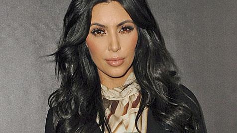 """Kim Kardashian: """"Ich habe aus Liebe geheiratet!"""" (Bild: EPA)"""