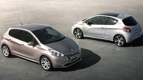 Peugeot 208: Kleiner ist gr��er ist leichter ist sparsam (Bild: Peugeot)