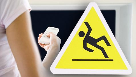 Von TV bis Handy: Die gefährlichste Technik zu Hause (Bild: Thinkstock.de)