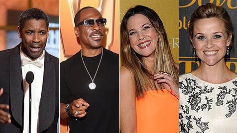 Diese Hollywood-Stars sind ihr Geld nicht wert (Bild: AP)