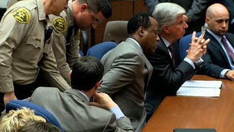 Urteil: Murray der fahrlässigen Tötung schuldig (Bild: AP)