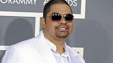 US-Rapper Heavy D im Alter von 44 Jahren gestorben (Bild: AP)