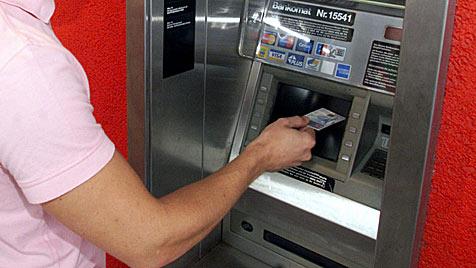 """Erneuter Fall von Bankomat-Daten-""""Skimming"""" (Bild: ANDI SCHIEL)"""