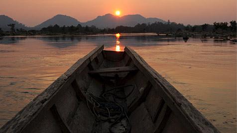 Laos: Das leise Land der Langsamkeit (Bild: EPA)