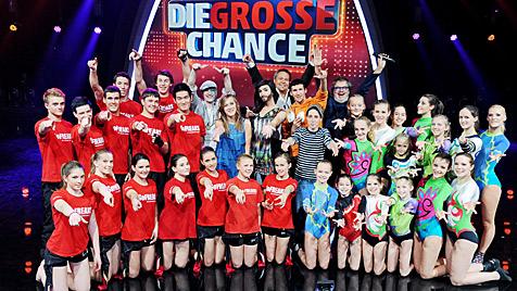 """Sängerin Christine Hödl gewinnt """"Die große Chance"""" (Bild: APA)"""