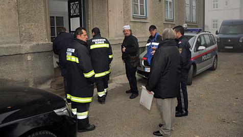 Gasunfall in NÖ: 13 Menschen ins Spital eingeliefert (Bild: MONATSREVUE/M.Hofmann)