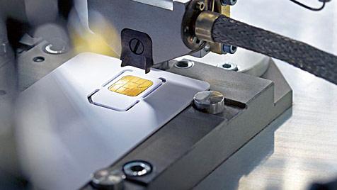 Neue Nano-SIM für schmalere und stärkere Geräte (Bild: gi-de.com)
