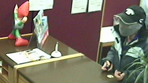 5 Coups in 2 Jahren: Polizei jagt Serien-Bankräuberin (Bild: POLIZEI)
