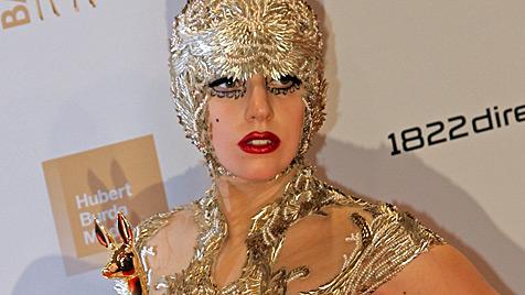 """Lady Gaga: """"Ich pinkle manchmal in meinen Mülleimer"""" (Bild: EPA)"""