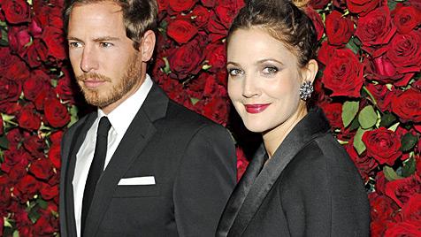 Schwer verliebte Drew Barrymore spricht von Heirat (Bild: AP)