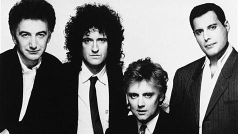 Vor 20 Jahren starb Queen-Frontmann Freddie Mercury (Bild: AP)