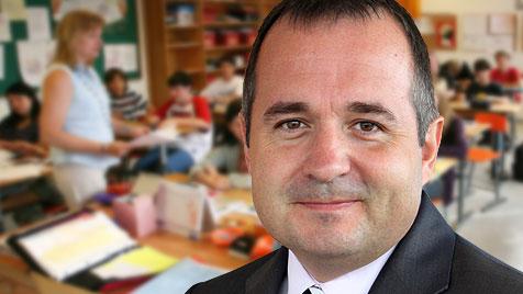 Gewerkschaft: Mehr Durchgriffsrechte für Lehrer (Bild: APA/LEHRERGEWERKSCHAFT APS OÖ, APA/HELMUT FOHRINGER)