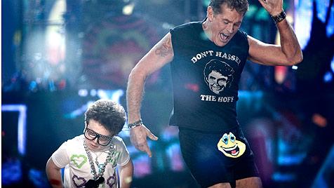"""""""Hoff"""" mit Smiley-Boxershorts - J.Lo im heißen Fummel (Bild: AP)"""