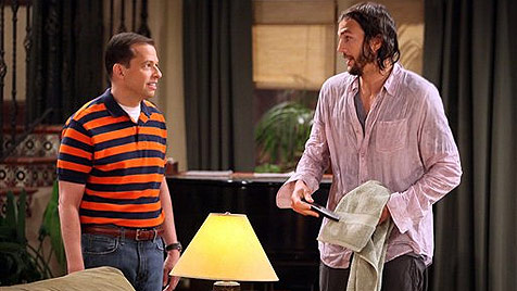 "10. Staffel fix: ""Two and a Half Men"" blödeln weiter (Bild: AP)"