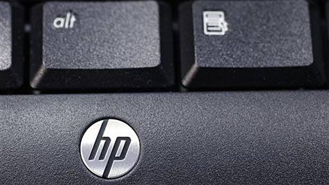 HP verzeichnet Gewinneinbruch von 90 Prozent (Bild: AP)