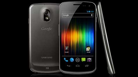 Lautstärkefehler bei Galaxy Nexus offenbar behoben (Bild: Samsung)