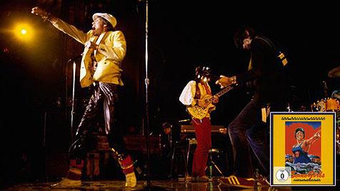 Stones-Konzert von 1978 auf DVD und Blu-ray erhältlich (Bild: AP, Eagle Vision)