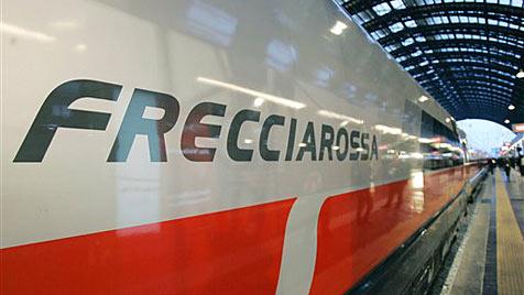 Handys Adieu: Bahn in Italien führt Relax-Waggons ein (Bild: AP)