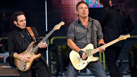 """Krone"" holt Bruce Springsteen am 12. Juli nach Wien (Bild: EPA)"