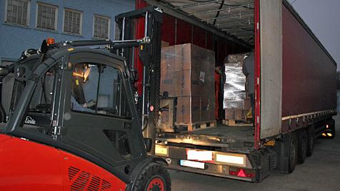 Lkw-Ladung mit Kosmetika geklaut: 5 Festnahmen in OÖ (Bild: POLIZEI)