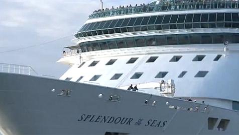 Reederei stattet Kreuzfahrtschiffe mit iPads aus (Bild: Royal Carribean International)