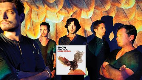 Snow Patrol auf neuer CD zwischen Kitsch und Electro (Bild: Universal Music)