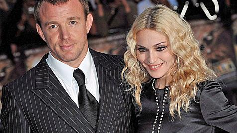 """Guy Ritchie: Leben mit Madonna war wie """"Seifenoper"""" (Bild: EPA)"""