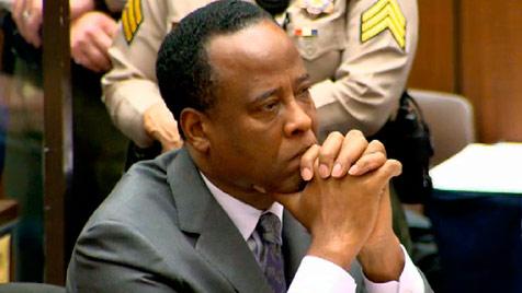 Jacksons Leibarzt Conrad Murray will Urteil anfechten (Bild: EPA)