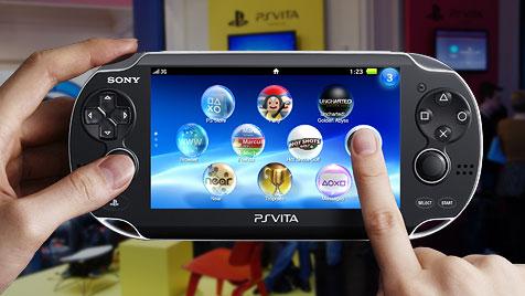 Abstürze und mehr: PS Vita leidet unter Startproblemen (Bild: Sony, Friedrich Schneeberger, krone.at-Grafik)