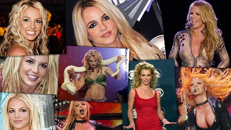 Pop-Prinzessin Britney Spears feiert ihren 30er (Bild: AP, EPA)