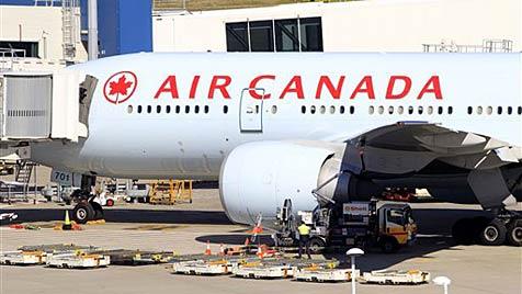 Betrunkene RIM-Mitarbeiter zwingen Flugzeug zu Umkehr (Bild: AP)