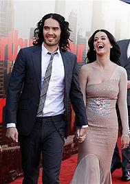 Katy Perry und ihr Mann lachen über Trennungsgerüchte