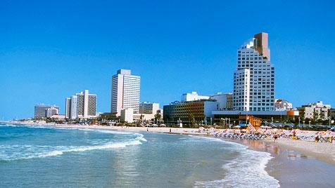 Metropole Tel Aviv: Die Stadt, die niemals stillsteht (Bild: thinkstockphotos.de)