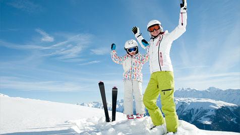 Tipps für einen schneesicheren Winterurlaub (Bild: thinkstockphotos.de)