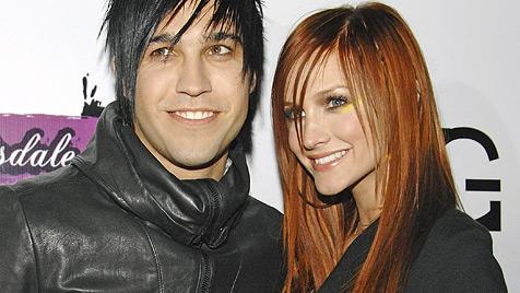 Ashlee Simpson und Pete Wentz jetzt offiziell geschieden (Bild: AP)