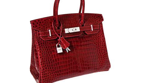 Handtasche für über 200.000 Dollar versteigert (Bild: AP/Heritage Auctions)