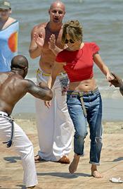 Marc Anthony rasend eifersüchtig auf Lopez' Lover (Bild: AP)
