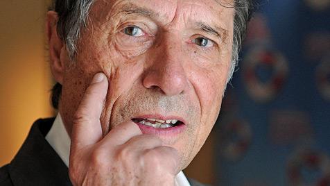 Udo Jürgens 80-jährig an Herzversagen gestorben (Bild: dpa/Jens Kalaene)