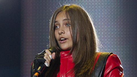 Erste Filmrolle für Michael Jacksons Tochter Paris (Bild: AP)