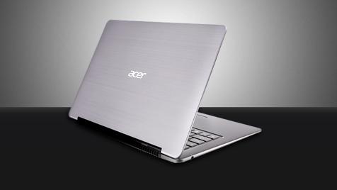 Acer-Chef erwartet Preisverfall bei Ultrabooks (Bild: acer)
