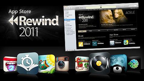 Das sind die besten Apps für iPhone und iPad (Bild: Apple, krone.at-Grafik)