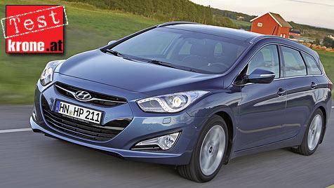 Hyundai i40: Ist der Preisvorteil noch Schmerzensgeld? (Bild: Hyundai)
