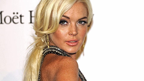 Lindsay Lohan mag es selbstbewusst im Schlafzimmer (Bild: AP)