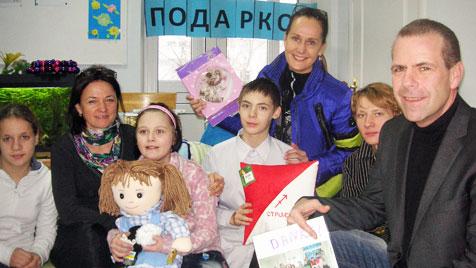 Chronik der Hilfsaktion für ukrainische Hunde (Bild: dez)