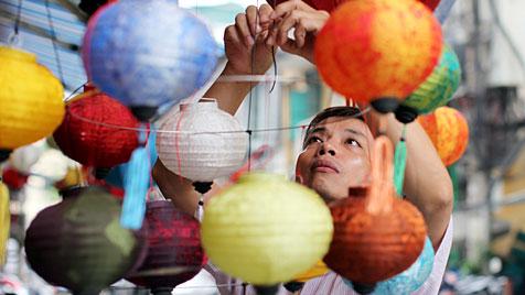 Vietnam: Wellness und Kultur in perfekter Harmonie (Bild: EPA)
