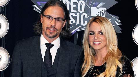 Britney Spears und Jason Trawick sind verlobt (Bild: EPA)